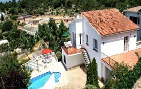 Villa 5 pers avec piscine privée