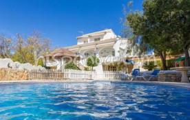 Belle villa à louer à Moraira pour