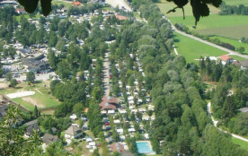 Schwimmbad-Camping Mössler, 200 emplacements