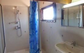 La salle de bains N°3 au 1er étage