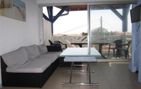Appartement duplex T3 cabine Proximité plage et centre
