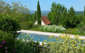 Gîtes de charme pour 2 - Vallée de la Dordogne - Martel