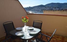 Banyuls sur Mer (66) - Plage des Elmes - Résidence Albatros. Appartement studio - 30 m² environ -...