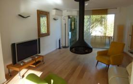 Belle villa de plain-pied contemporaine - 2 chambres - A quelques pas de la plage !