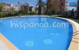 Location de ce joli appartement sur la Costa Blanca - Garantie Hispanoa
