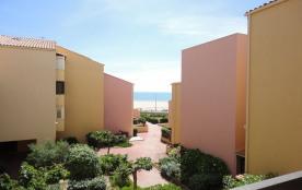 Saint Pierre la Mer (11) - Quartier des Embruns - Résidence les Maisons de la Mer. Appartement 2 ...