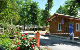 Flower Camping La Canadienne, 34 emplacements, 40 locatifs