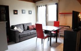 Appartement 2 pièces - 35 m² environ - jusqu'à 4 personnes.