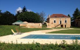 Villa de vacances avec piscine en Périgord Noir