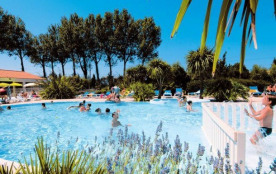 Camping Le Saint Hubert - Mh 2ch 6pers  (-7ans) + Terrasse Semi-Couverte