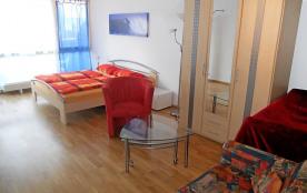 Appartement pour 1 personnes à Constance