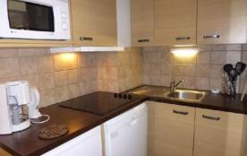 Appartement 3 pièces cabine 8 personnes (423)