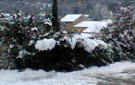 Lioux en hiver