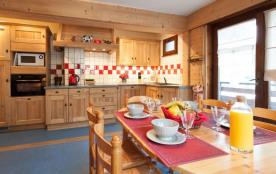 Appartement 3 pièces de 48 m² environ pour 6 personnes, la Résidence Bellachat se situe à l'entré...