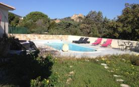Très Joli villa avec Piscine de 5 6 personnes maximum