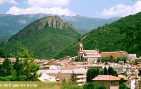 Location sur Digne-les-Bains