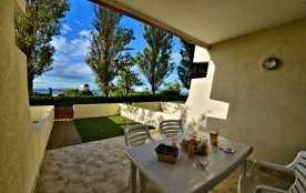 Appartements meublés de standing avec jardin ou terrasse. Studio+cabine 25m² **