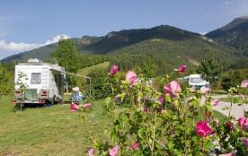 Camping Sites et Paysages Belle Roche, 54 emplacements, 8 locatifs