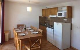 Appartement duplex 3 pièces coin montagne 8 personnes (801)