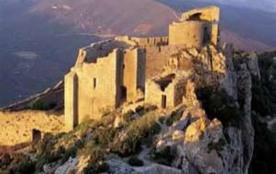 La citadelle vertigineuse de Peyrepertuse