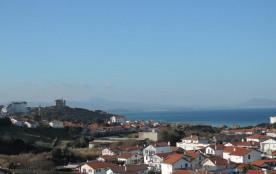 Biarritz (64) - Quartier de la Milady- Résidence Jaizquibel. Appartement 3 pièces - vue mer - 81 ...