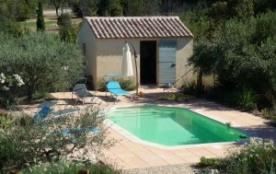 Deux pièces en duplex avec mezzanine pour 4 pers. environnement privilégié et piscine - Sommières