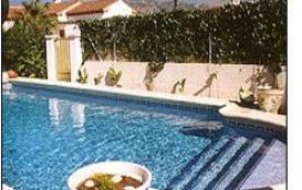 Villa indépendante de bon confort avec piscine privée.