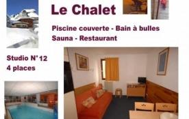 FR-1-260-4 - LE CHALET - Piscine