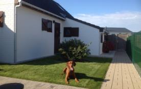 Mooi vissershuisje te huur Wenduine honden welkom