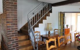 escalier pour étage