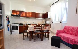 Appartement pour 2 personnes à Trget