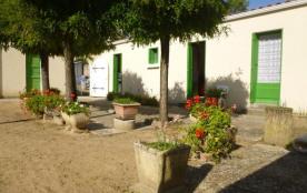 Maison 3 pièces de 41 m² environ pour 4 personnes située à environ 1 km de la plage, cette maison...