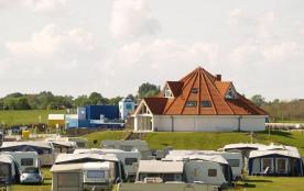 KNAUS Campingpark Burhave, 400 emplacements, 9 locatifs