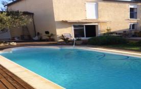 Maison avec piscine à 5 km de Carcassonne