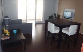 Appartement traversant  de 60 m2 pour 4 personnes