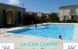 villa T3 climatisée jardin terrasse dans village vacance piscine 01/05 au30/09