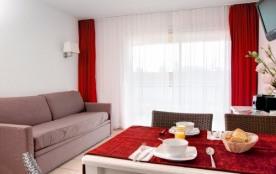 Adagio Aparthotel Monaco Palais Joséphine - Appartement Studio 3 personnes