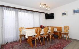 Appartement pour 5 personnes à Saas-Fee