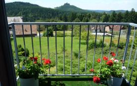 Chambre Sandrine avec balcon