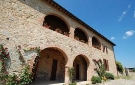 Appartement pour 2 personnes à Castelnuovo Berardenga