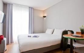 Adagio access Aparthotel Paris Maisons-Alfort - Appartement Studio pour 1 personne