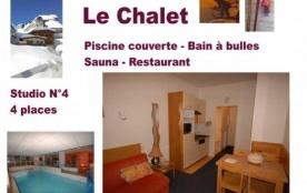 FR-1-260-8 - LE CHALET - Piscine