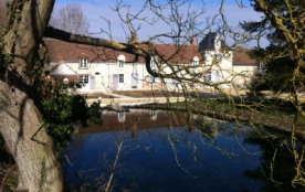 loue gite 6 pers manoir du bourgneuf - Lailly-en-Val