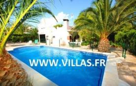 Villa GX Feli - Jolie ville de plain pied, indépendante, située dans l'urbanisation calme de « La...