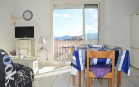 Appartement 2 pièces cabine - 38 m² - jusqu'à 5 personnes