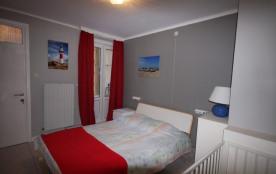 Digue La Panne Appartement  3 chambres + garage + cabine