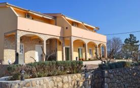 Appartement pour 2 personnes à Maslenica
