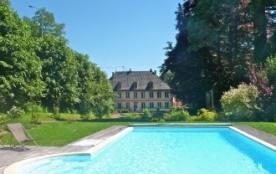logement indépendant dans propriété ,ancienne papeterie - Niederbronn Les Bains