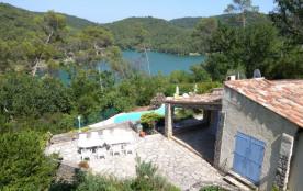 Provence, Var - Maison de vacances avec piscine