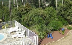 La Romandière est une magnifique maison de vacances située dans un quartier paisible près de Lorgues.